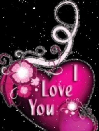 Love Animated Wallpaper For Mobile Phone : WEL cOME TO MILAN PATEL s WEBSITE - Photo album - love wallpaper - 240x320_i-love-u-wapking.in-